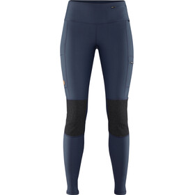 Fjällräven Abisko Trekking Tights Women navy